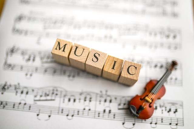この音楽から感じたものを物語にしたい5曲